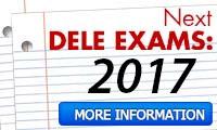 dele exam dates 2018